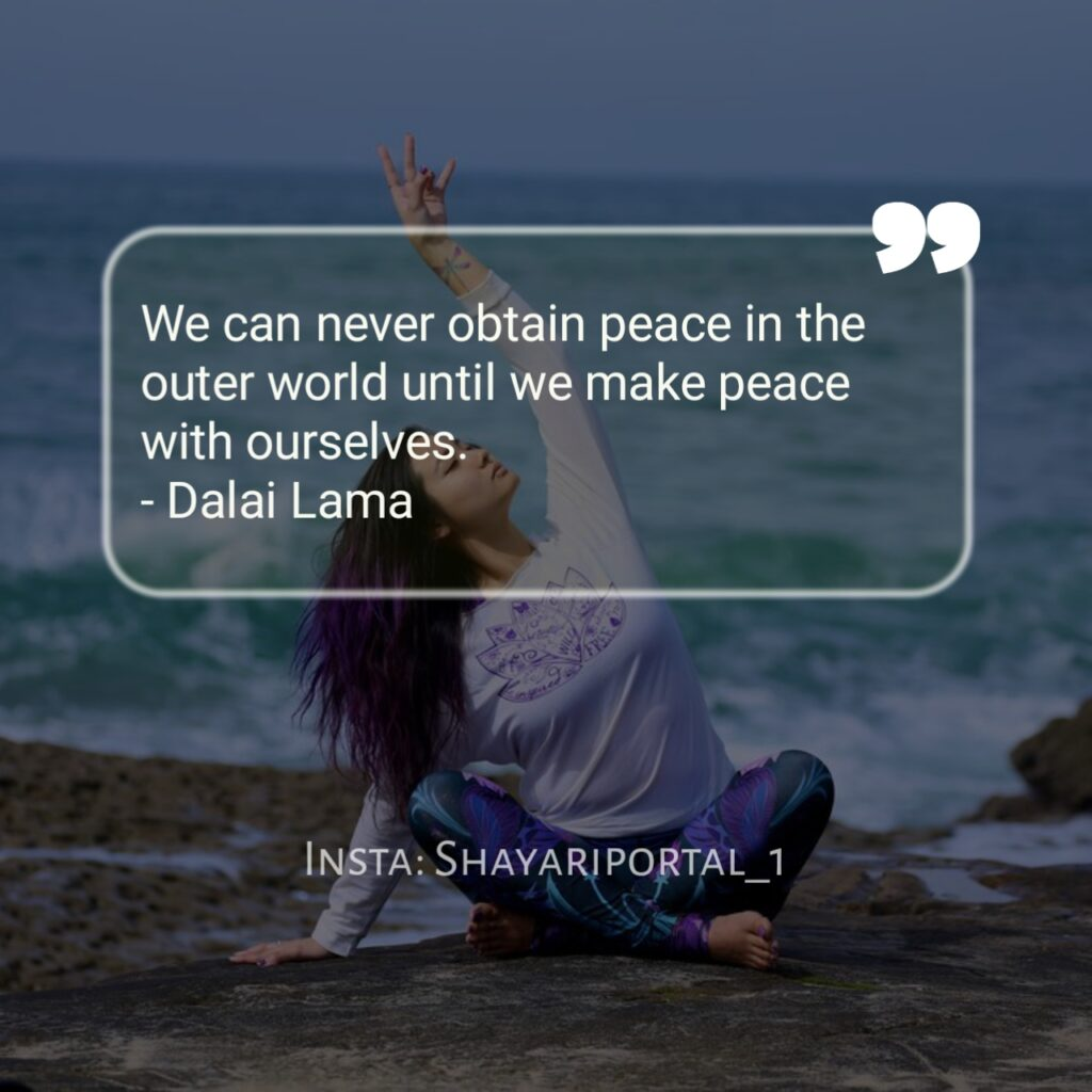 good morning peace quotes