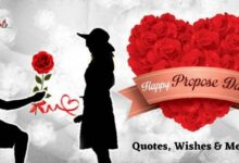 Propose Day Quotes, Wishes & Messages